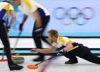 Kērlings Phjončhanas olimpiskajās spēlēs ienāk ar jaunu disciplīnu