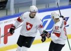 Eiropa pret Ziemeļameriku: Zviedrija un Šveice lūkos apspēlēt ASV un Kanādu