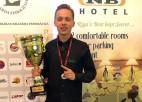 Judins un Volajs pārliecinoši zaudē Rīgas snūkera turnīra kvalifikācijā