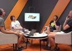 """Video: Podkāsts """"Ārpus Kadra"""": Bārtulis, Daugavas stadions, Latvijas futbola izlase, LBL apmeklējums"""