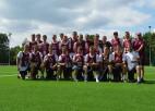 Latvijas lakrosa izlase pa ceļam uz pasaules čempionātu uzvar turnīrā Berlīnē