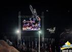"""Aizvadītas pirmās Ventspils GGFEST sacensības BMX """"dirt"""" un veikbordā"""
