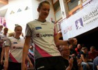Skvošiste Mackeviča pirmoreiz kvalificējas pasaules čempionātam