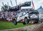 Igaunija iekļauta 2021.gada pasaules rallija čempionāta kalendārā, Latvijai rezerves statuss