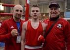 Latvijas bokseri Eiropas čempionātā jauniešiem zaudē visās cīņās