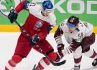 """Šveices līgas rezultatīvais spēlētājs Kubalīks noslēdz līgumu ar """"Blackhawks"""""""