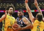 Veterānam Varežau 22+9 Brazīlijas uzvarā, grieķu atspēlēšanos izjauc soda metiens