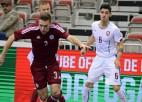 Pastars Polijas telpu futbola Ekstraklases sezonu iesāk ar neizšķirtu