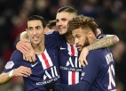 """Francijas """"Ligue 1"""" izskata trīs iespējamos vietu sadalījumus Eirokausiem"""