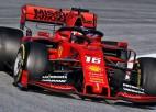 Leklērs uzvar Ķīnas GP un kļūst par virtuālo čempionu
