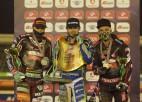 Oļegam Mihailovam - pasaules junioru bronza spīdvejā