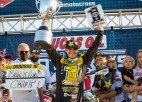 Osborns kļūst par vecāko čempionu Amerikas motokrosa vēsturē