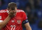 Čerčesovs: ''Dzjuba būs Krievijas izlases kapteinis Eiropas čempionātā''