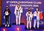 Jolanta Tarvida triumfē U21 Eiropas klubu čempionātā