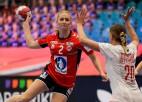 Galvenās favorītes Norvēģija Eiropas čempionātu handbolā sāk ar rekordu