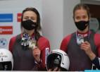 Siguldā kamaniņu braucēji dalīs Eiropas čempionāta medaļas