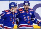 """Rietumu vicelīdere SKA pagarinājumā izcīna uzvaru pār """"Lokomotiv"""""""