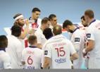 Krištopāna PSG pēc divu mēnešu pauzes Čempionu līgu atsāk ar uzvaru Ungārijā