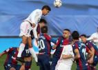Varāna divi goli sniedz Madridei uzvaru pār pastarīti