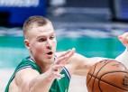 Video: Porziņģim 27+13+6, pieveicot NBA rietumu pastarīti