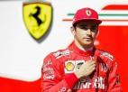"""Leklērs: """"Daži cilvēki grib izmantot to, ka esmu """"Ferrari"""" pilots"""""""