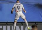 "Madrides ""Real"" neastāj variantus Valensijai"