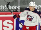 Merzļikina un Bļugera komandas biedri - starp NHL nedēļas trīs zvaigznēm