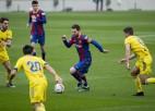 """""""Barcelona"""" pilnībā dominē, taču katastrofāli izlaiž uzvaru"""