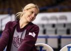 """""""Marta trakums"""" tuvojas: Dreimanes komanda uzlido līdz trešajai vietai NCAA rangā"""