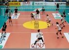 """Video: RVS/LU Baltijas līgas finālā piekāpjas """"Taltech"""" un noslēdz turnīru 2.vietā"""