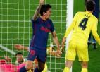 """""""Atletico"""" beidzot neielaiž, uzvaru sekmē Melnkalnes aizsargs Savičs"""