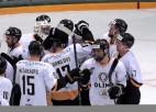 """Video: OHL medaļu tīkotāju mačā """"Liepāja"""" papildlaikā piekāpjas """"Olimp/Venta 2002"""""""