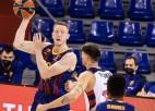 Šmita ''Barcelona'' pieveic ''Olimpia'', ''Khimki'' kārtējais zaudējums