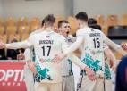 """RTU/""""Robežsardze"""" uzvar arī Daugavpilī un pievienojas """"Lūšiem"""" Latvijas finālā"""