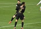 """Dests pārsteidz ar diviem vārtiem, """"Barcelona"""" iesit sešus """"Real Sociedad"""""""