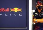 """Peress: """"Kājas spiedās pret stūri, un """"Red Bull"""" mani izmeta no testiem"""""""