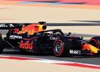 Sezonas pirmajā F1 treniņā ātrākais Verstapens