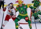 Aizsargs Kārkls kļūst par septīto Latvijas hokejistu Polijā