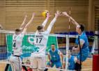Jēkabpilī noslēgsies desmitgades spilgtākā finālsērija LČ volejbolā
