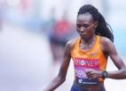 Par pusminūti labots pasaules rekords sieviešu pusmaratonā