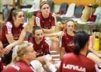 Sieviešu izlase uz treniņnometni Daugavpilī dosies 16 spēlētāju sastāvā