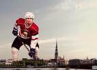 """Video: Klajā nāk <i>Buka</i> veltījums Latvijas hokeja izlasei - """"Viens par visiem, visi par vienu"""""""