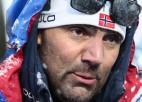 """Norvēģu treneris: """"Vasiļjevs būtu labāk turējis muti"""""""