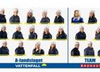Zviedrijas distanču slēpošanas izlases sastāvs bez pārsteigumiem