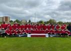 Latvijas jaunie daudzcīņnieki Baltijas čempionātā iegūst otro vietu