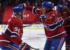 """""""Canadiens"""" <i>aizslauka</i> """"Jets"""", kā pirmā iekļūstot Stenlija kausa pusfinālā"""
