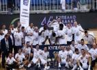 ''Panathinaikos'' kārtējo reizi triumfē Grieķijā, ''Bayern'' panāk izlīdzinājumu