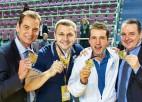 No Valmieras līdz Valensijai: Latvijas sakari Eiropas čempionātā