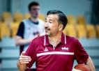 Izlasei pievienojies Dāvja Bertāna fizioterapeits, būs četras pārbaudes spēles