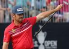 """Pirms """"US Open"""" pēdējā raunda vadību dala trīs golferi"""